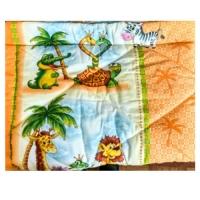 Одеяло ватин/бязь 2 спальное